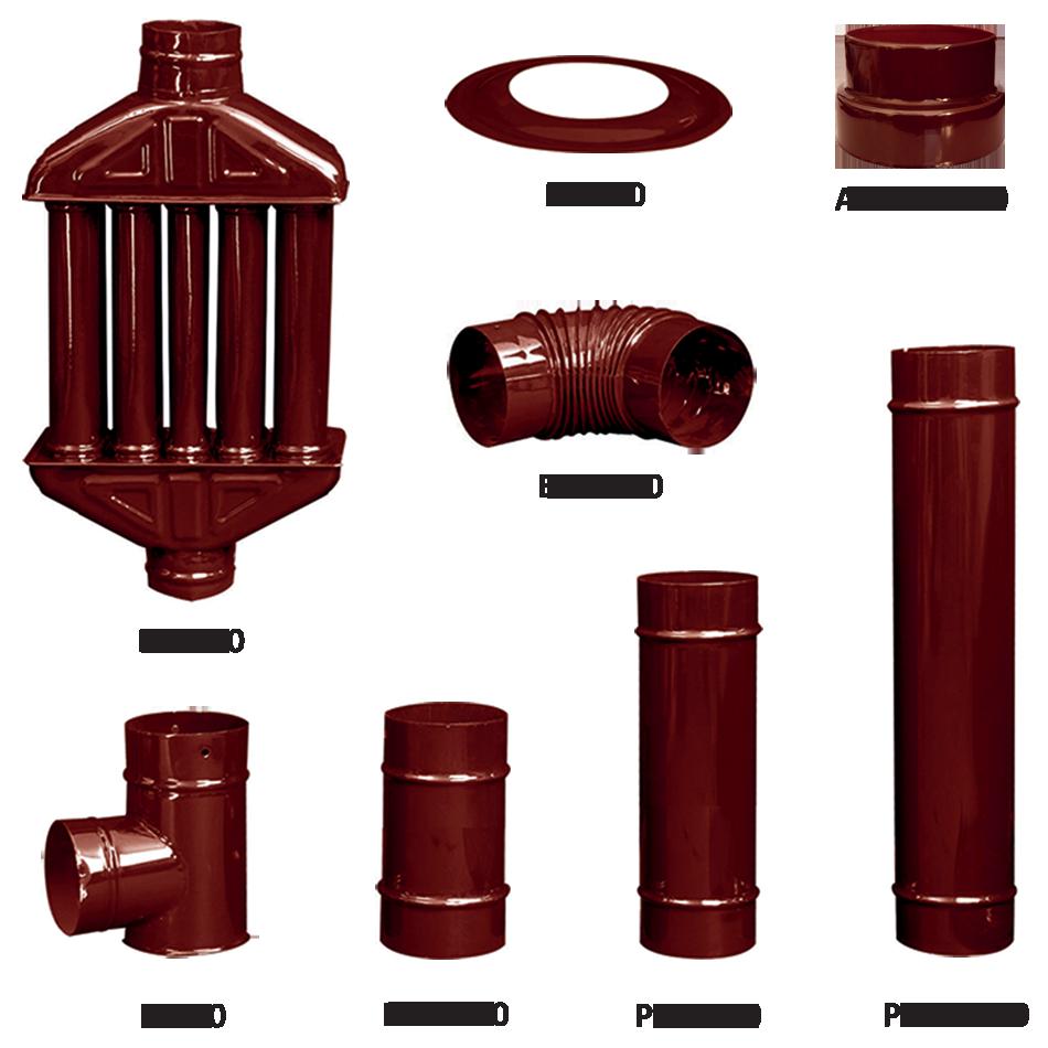 e7311e4582f5 Трубы, тройники, переходники, радиаторы для буржуек, дровяных печей ...